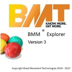 BMM Explorer V3.1