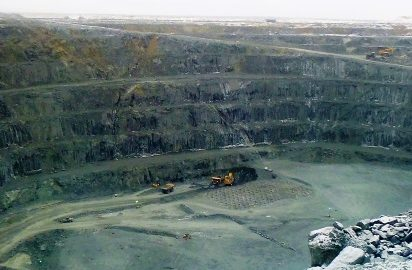 Polymetallic mine improves reconciliation