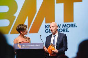 BMT wins its third National Australian Export Award