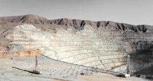 copper mine northern chile