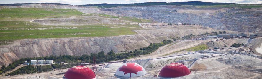 Teck HVC copper mine reduces dilution