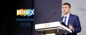 presenting on blast movement at MINEX